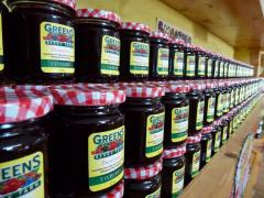 Greens Preserves at our irish fruit farm gorey wexford
