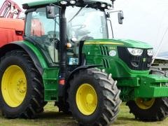John Deere Wexford Fruit Farms Ireland Greens Berry Farm Gorey Wexford Ireland
