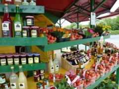 Tinnock Farm Shop Irish Fruit Farm Gorey Wexford Ireland