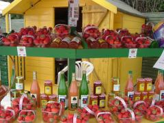 Farm Shop at Junction 22 Gorey by Pass, Greens Berry Farm Gorey, Wexford, Ireland, Irish Fruit Farm