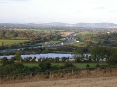 Berry Farm from Aske Hill, Greens Berry Farm Gorey, Wexford, Ireland, Irish Fruit Farm