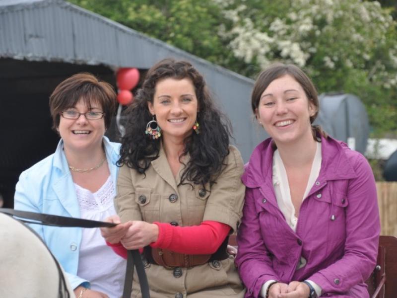 Open Day Summer 2011 at Greens Berry Farm Gorey, Wexford, Ireland, Irish Fruit Farm