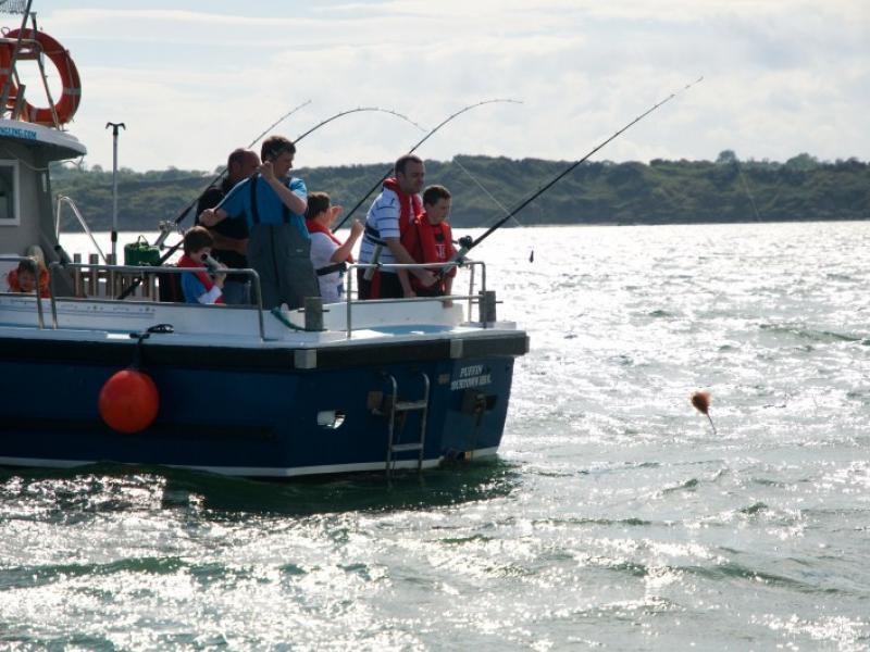 Love Gorey Courtown Fishing Trips
