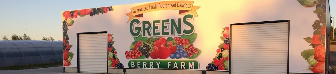 Greens Berry Farm Pack House